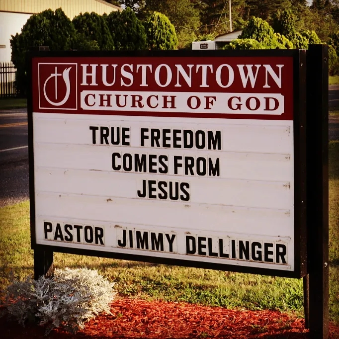 Hustontown Church of God